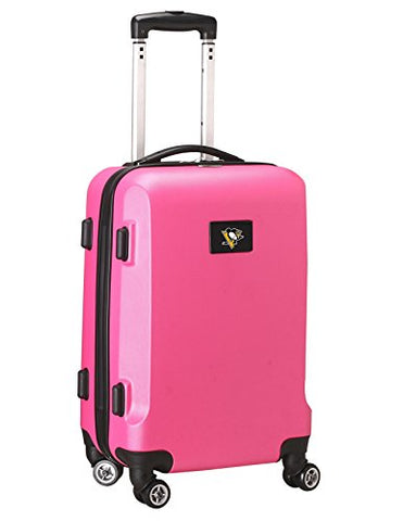 Nhl Pittsburgh Penguins Carry-On Hardcase Spinner, Pink