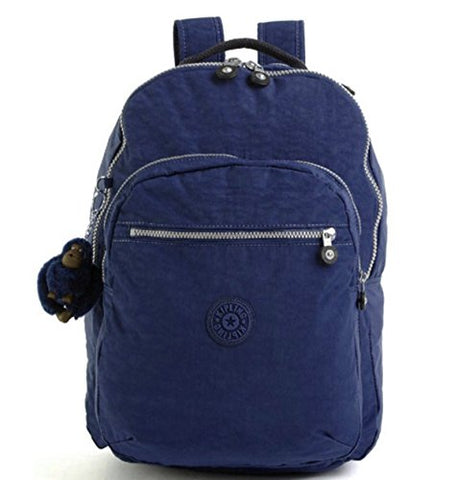 Kipling Seoul Backpack, Ink Blue, One Size