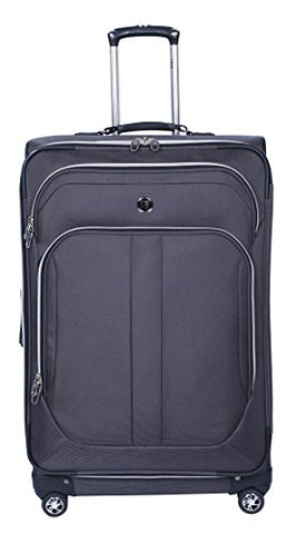 "Revo Twist Expandable Spinner, 29"", Charcoal"
