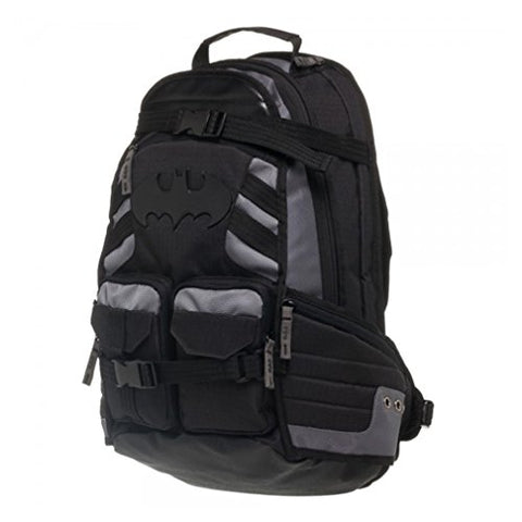 Batman Better Built Adult Backpack
