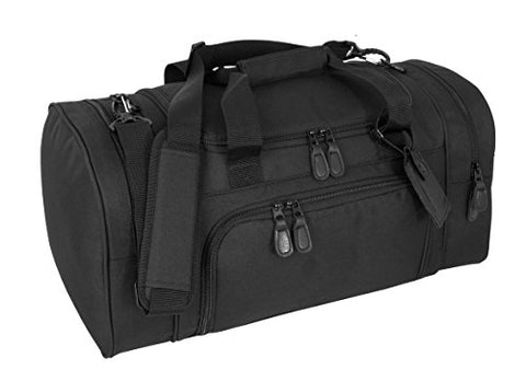 Code Alpha 21-Inch Locker Bag, Black