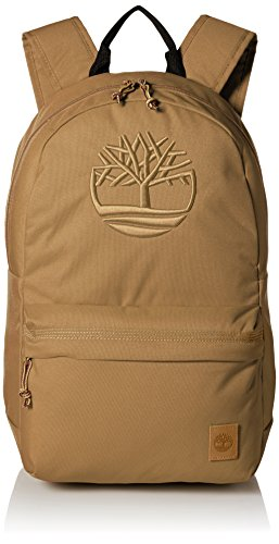 Timberland Men's Mendum Pond 22l Nylon Backpack, Wheat