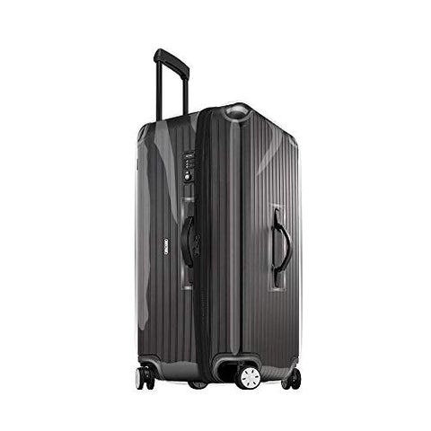 Luggage Skin Protector Clear PVC Transparent Cover for RIMOWA Cabin Multiwheel Salsa (for 810.77.32.4)