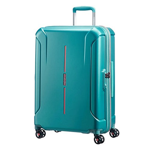 American Tourister Technum Spinner Hardside 20, Jade Green