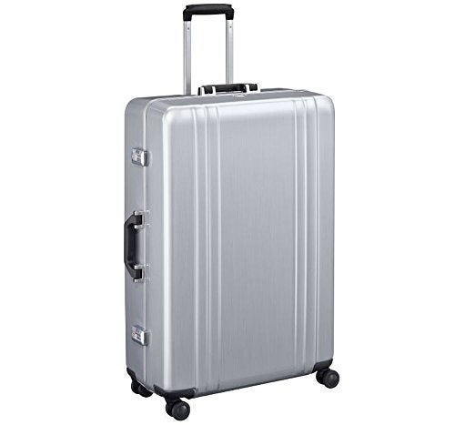 "Zero Halliburton Classic Polycarbonate 2.0 30"" 4-Wheel Travel Case (Silver)"