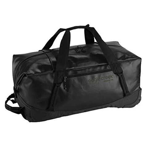Eagle Creek Migrate Wheeled Duffel 110l Bag, Black, One Size