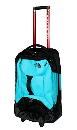 The North Face Accona 26 Carry-Ons Luggage Travel Rolling Bag RTO (Blue bird)