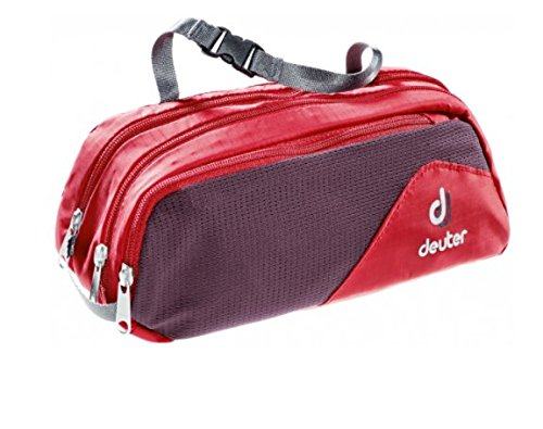 Deuter Wash Bag Tour 2 (Fire/Aubergine)