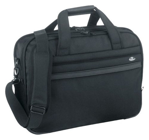 Olympia Business Laptop Case, Black, One Size