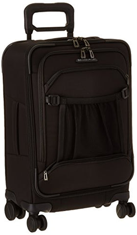 Briggs & Riley Transcend Domestic Carry-On Spinner, Black, One Size