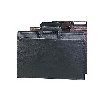 Bellino Portfolio Briefcase Color: Brown
