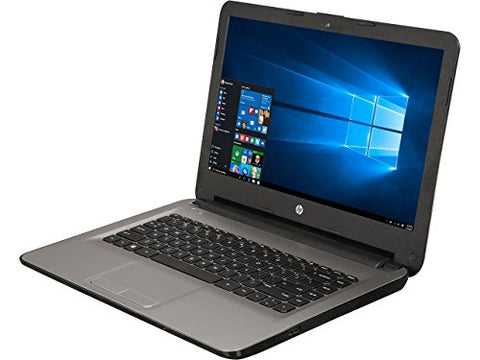 Hp 14-An012Nr Notebook Pc - Amd E2-7110 1.8Ghz 4Gb 32Gb No Optical Windows 10 Home (Certified