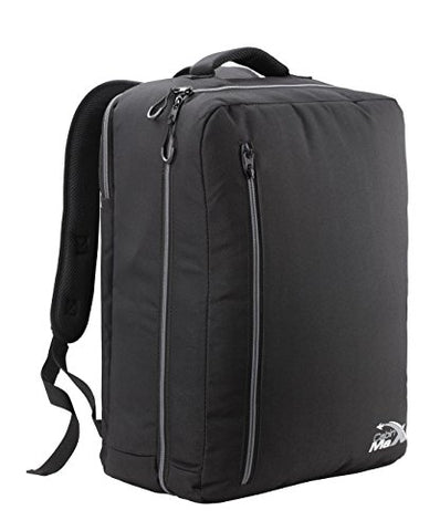 Cabin Max️ Durham Lightweight Carry on Luggage Backpack with Laptop Sleeve/ iPad / Notebook