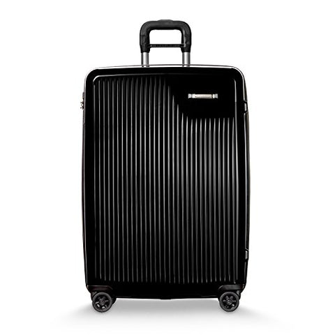 Briggs & Riley Sympatico Large Cx Spinner, Onyx