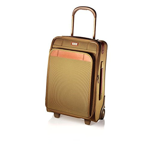 Hartmann Ratio Classic Deluxe Global Carry On Upright, Rolling Luggage In Safari