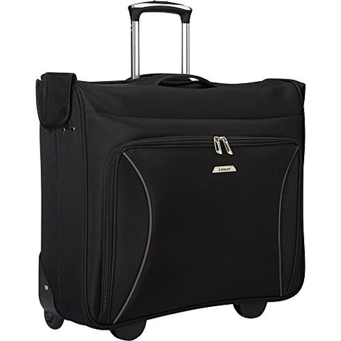"Leisure Vector 44"" Wheeled Garment Bag, Black"