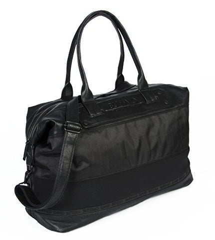 Buffalo David Bitton Men'S Mike Duffel Bag, Black, One Size