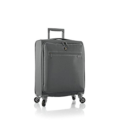 "Heys World's Lightest Spinner Xero Elite 21"" Carry-on Charcoal"