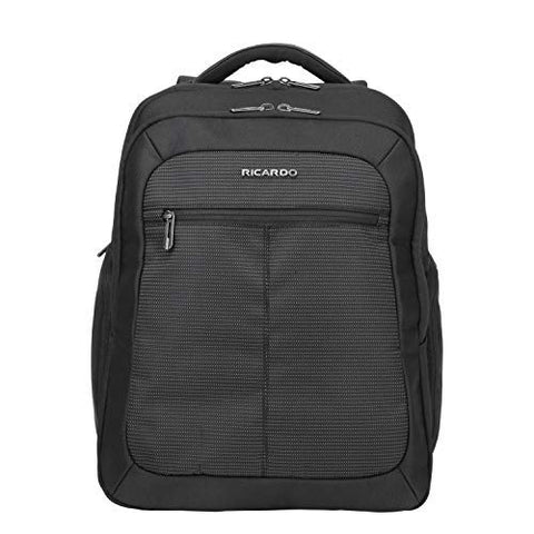 Ricardo Cupertino Convertible Tech Backpack in Black