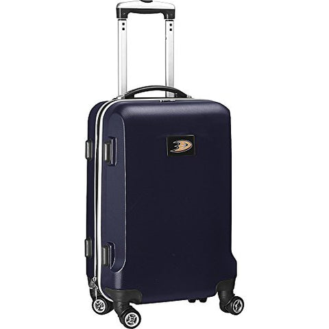 Nhl Anaheim Ducks Carry-On Hardcase Spinner, Navy