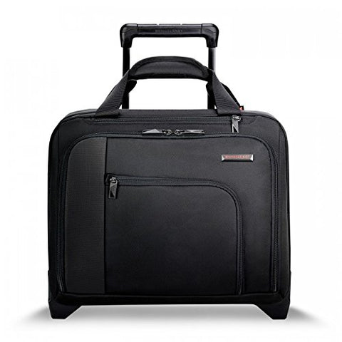 Briggs & Riley Propel Expandable Rolling Case, Black, One Size
