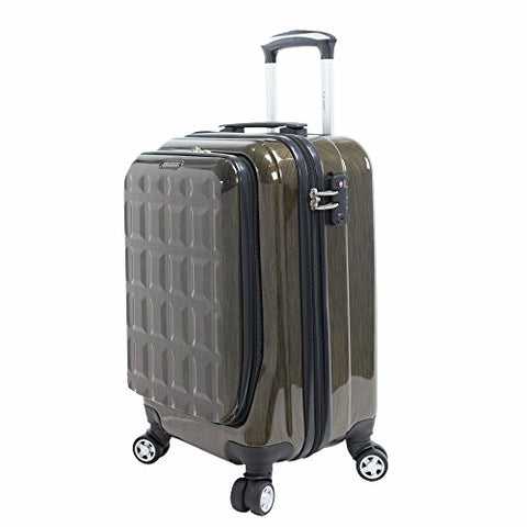 "CHARIOT CH-513 Duro Gold 20"" Laptop 20"" Carry On"