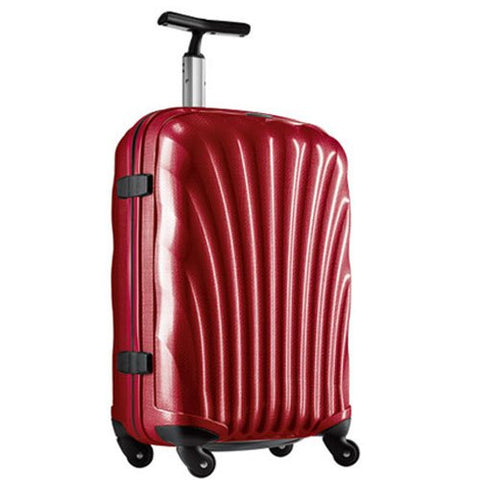 "Samsonite Black Label Cosmolite 27"" Spinner Upright Luggage - Red Free 2 Day Air Upgrade In U.S."