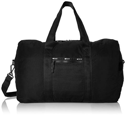 Lesportsac Women'S Global Weekender, True Black
