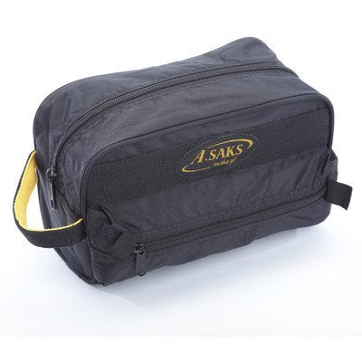A.Saks Deluxe Toiletry Kit (Black)