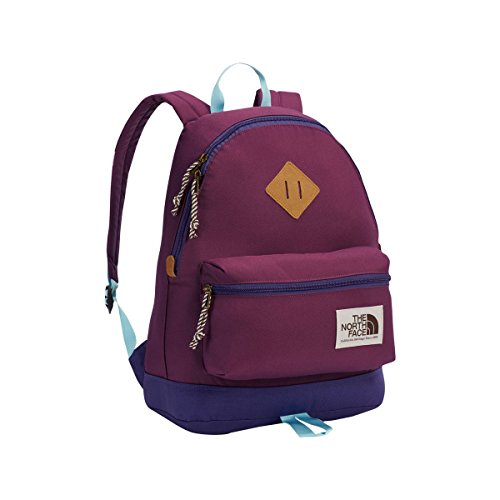 The North Face Mini Berkeley Backpack (Amaranth Purple/Nimbus Blue)