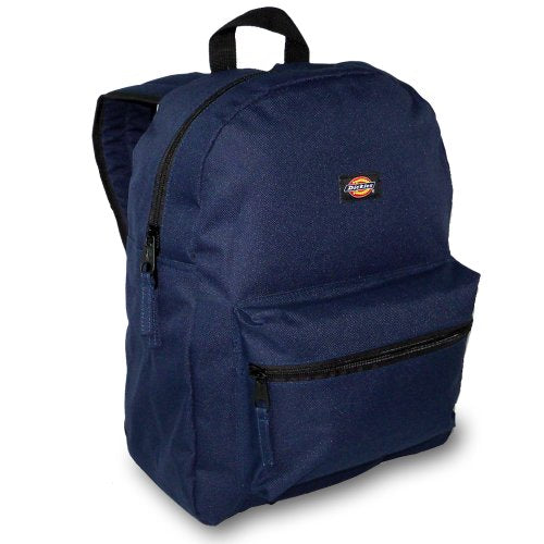 Dickies Luggage Student Backpack, Dark Navy, One Size
