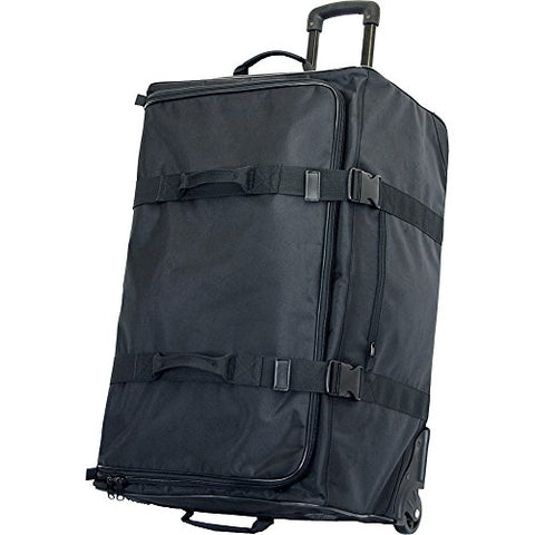 "Netpack Fat Boy 30"" Cargo Duffel (Black)"