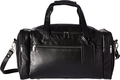 Scully Duffel Bag (Black)