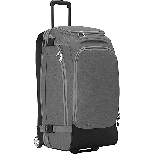 "eBags TLS Mother Lode 29"" Wheeled Duffel (Heathered Graphite)"