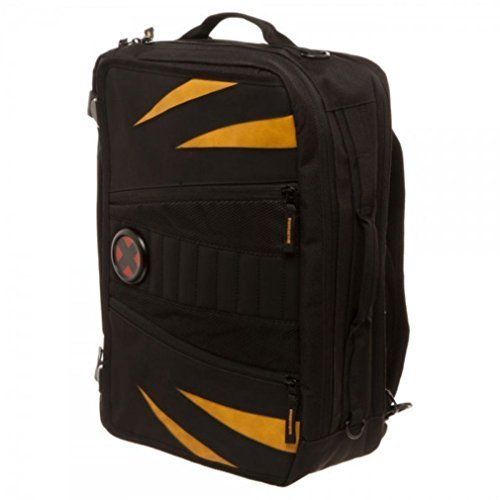 Official Marvel X-Men Convertible Backpack Messenger Bag