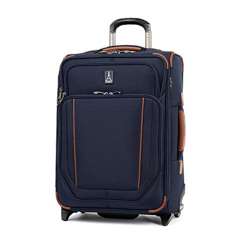 Travelpro Crew Versapack Max Carry-on Exp Rollaboard, Patriot Blue