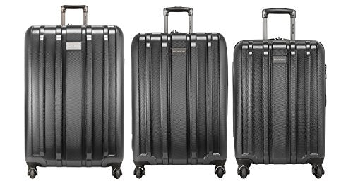 Ricardo Beverly Hills Yosemite 3 Piece Spinner Luggage Set | 21, 25 And 29, Grey
