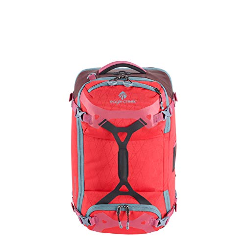 Eagle Creek Gear Warrior Travel Pack Backpack Duffel Bag, 22-Inch, Coral Sunset