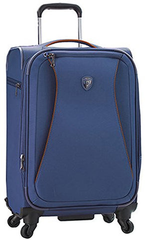 "Heys America Helix Collection Expandable 21"" Spinner Blue"