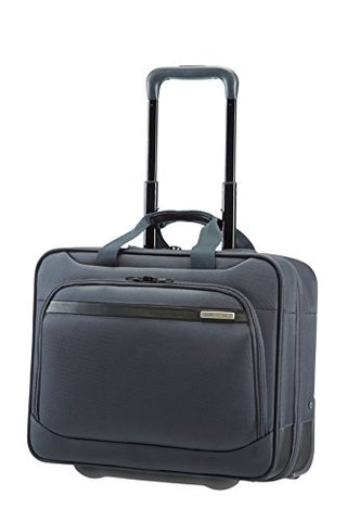 Rolling Tote Samsonite 39V08009 15.6'' Vectura Comp, Tablet, Pocket, D.Grey