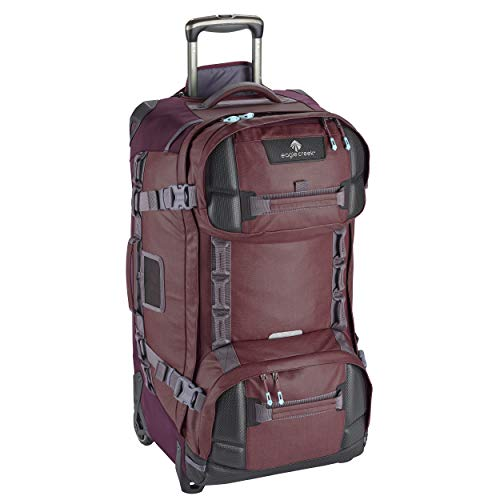 Eagle Creek 30 ORV Trunk 2-Wheel Rolling Duffel Bag, Earth Red, Inch