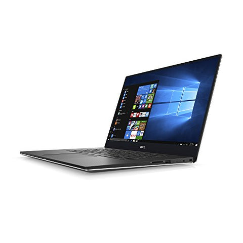 "Dell Xps9560-7001Slv-Pus 15.6"" Ultra Thin And Light Laptop With 4K Touch Screen Display, 7Th Gen Core I7 (Up To 3.8 Ghz), 16Gb, 512Gb Ssd, Nvidia Gaming Gpu Gtx 1050, Aluminum Chassis"