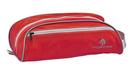 Eagle Creek Pack-it Specter Quick Trip Toiletry Organizer-Medium, Volcano Red
