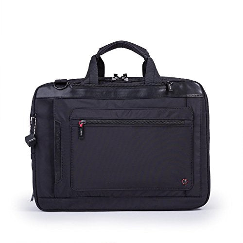 "Hedgren Explicit 3 Way Bag 15"", Black"