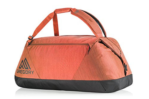 Gregory Mountain Products Stash 65 Liter Duffel Bag, Autumn Rust, One Size