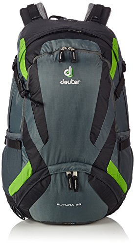 Deuter Futura 28 Pack Granite / Black / Spring One Size