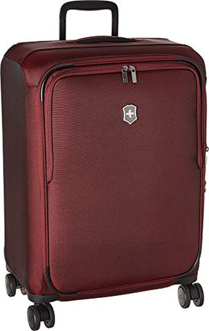 Victorinox Unisex Connex Medium Softside Case Burgundy One Size