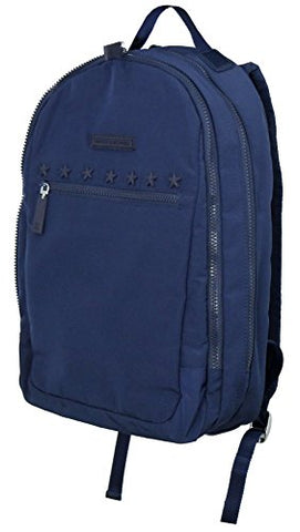 Tommy Hilfiger Girls Seven Star Nylon Backpack - Navy (Small)