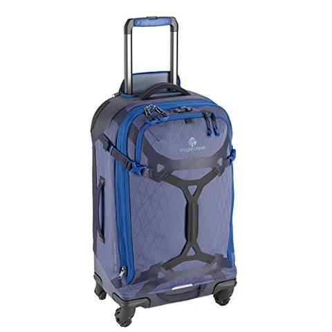 Eagle Creek Gear Warrior 4-Wheel Rolling Duffel Bag, 26-Inch, Arctic Blue