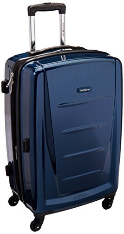 Samsonite  24 Inch Winfield 2 Fashion Spinner -  Deep Blue